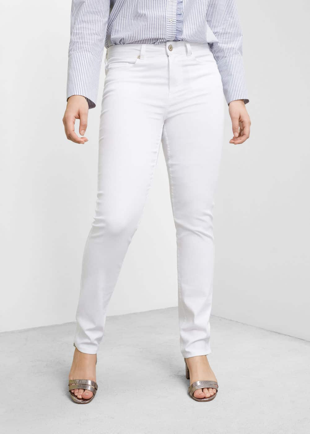 Slim-fit julie jeans | MANGO