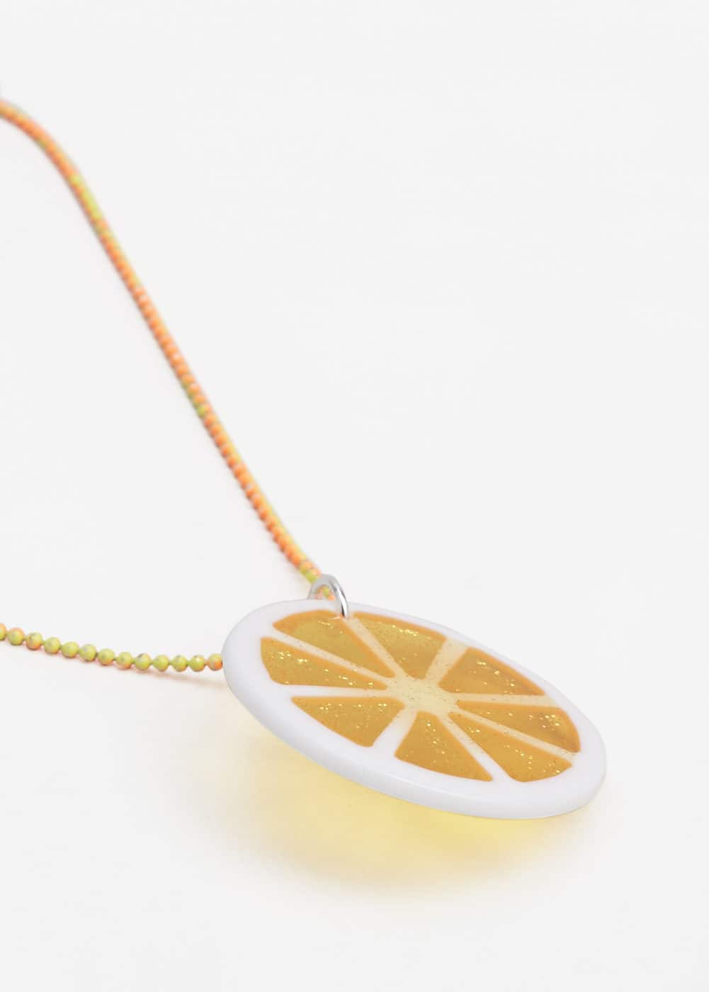 Pendant necklace | MANGO KIDS