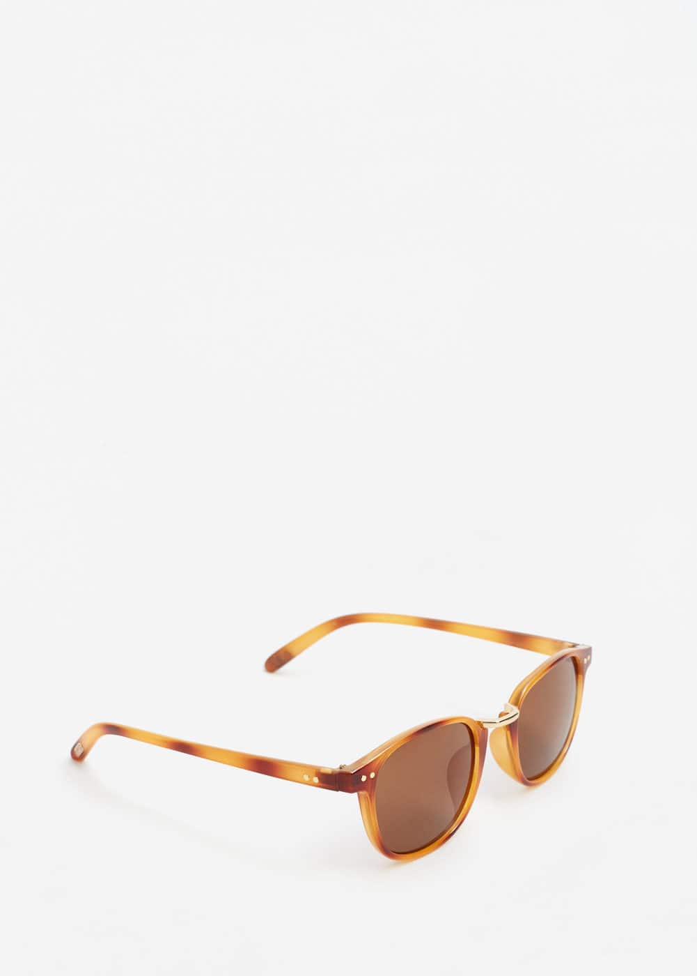 Metal bridge sunglasses | MANGO MAN
