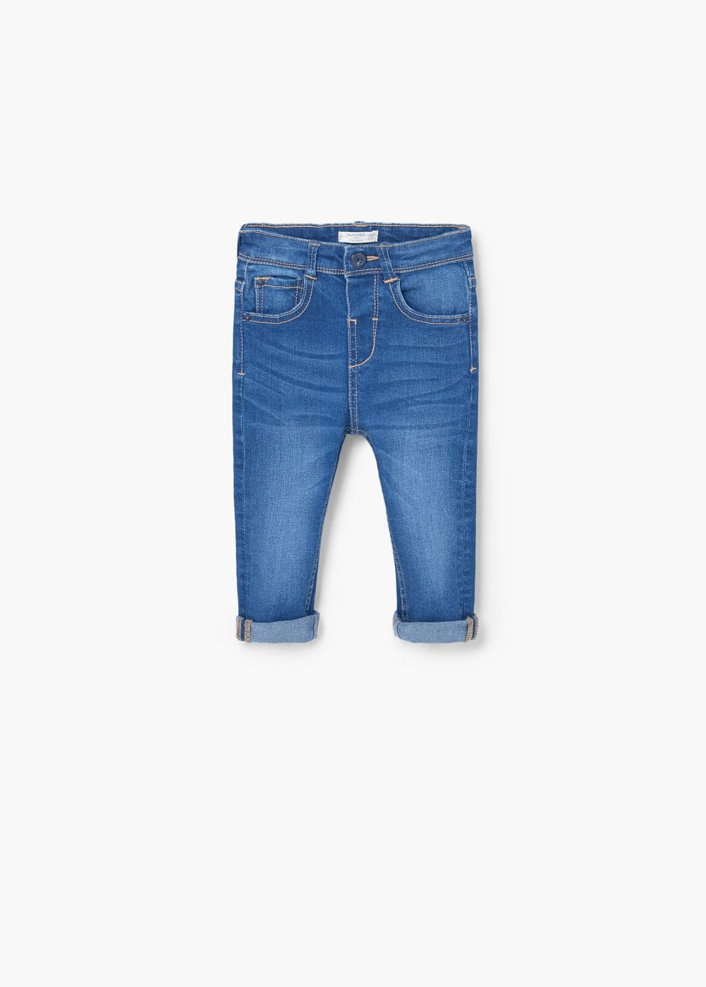 Slim-fit  jeans | MANGO