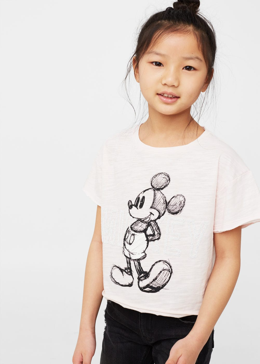 Camiseta mickey mouse | MANGO