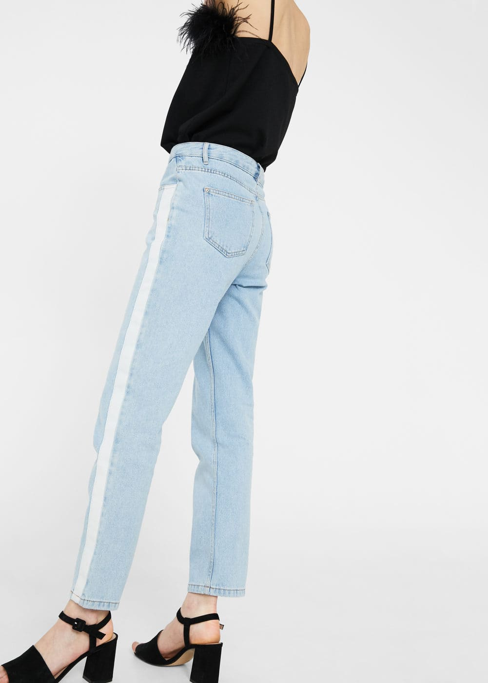 Straight jeans ring | MANGO