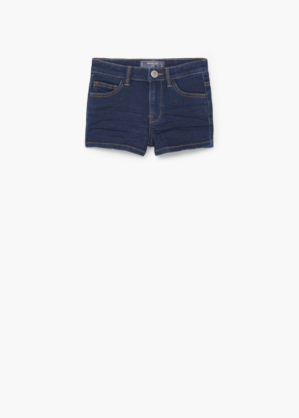 Denim shorts | MANGO KIDS