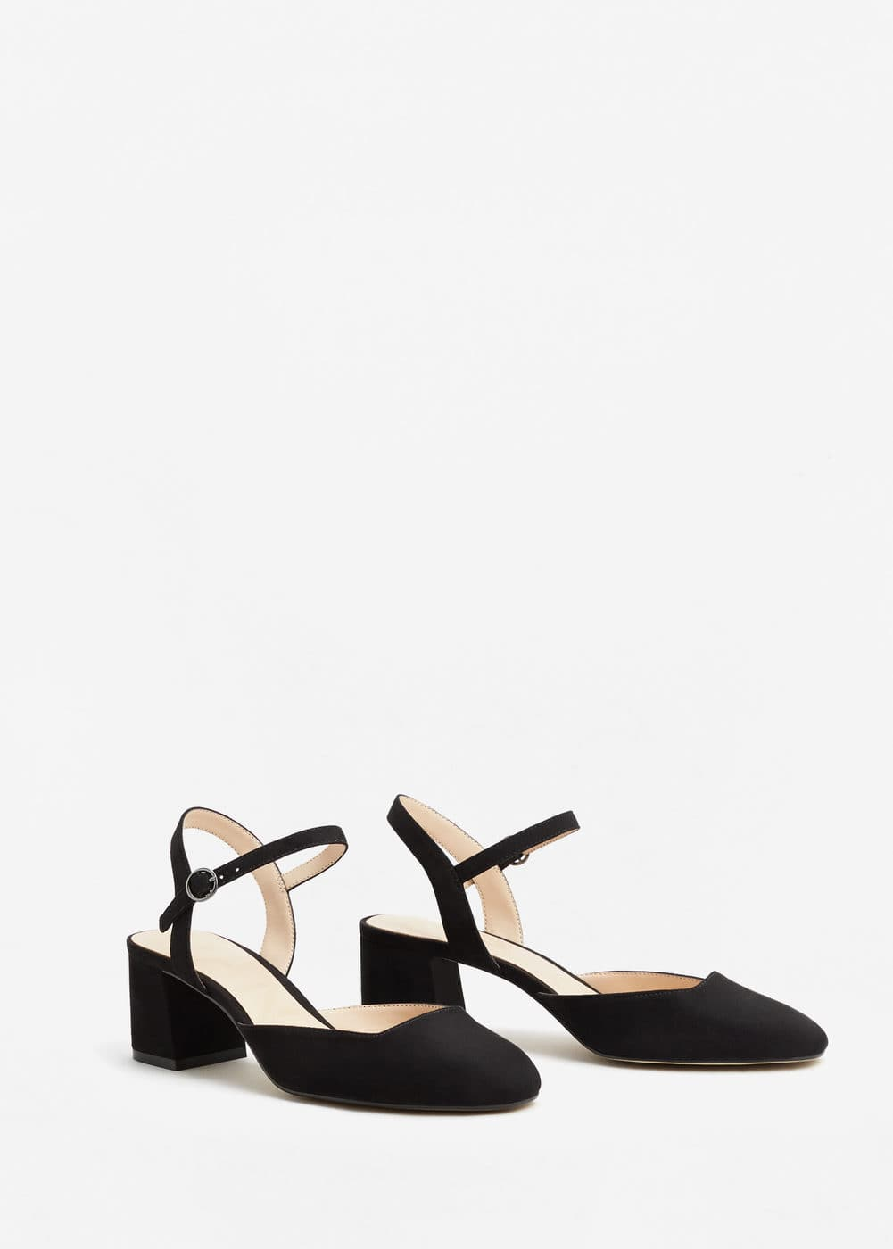 Slingback shoes | MANGO