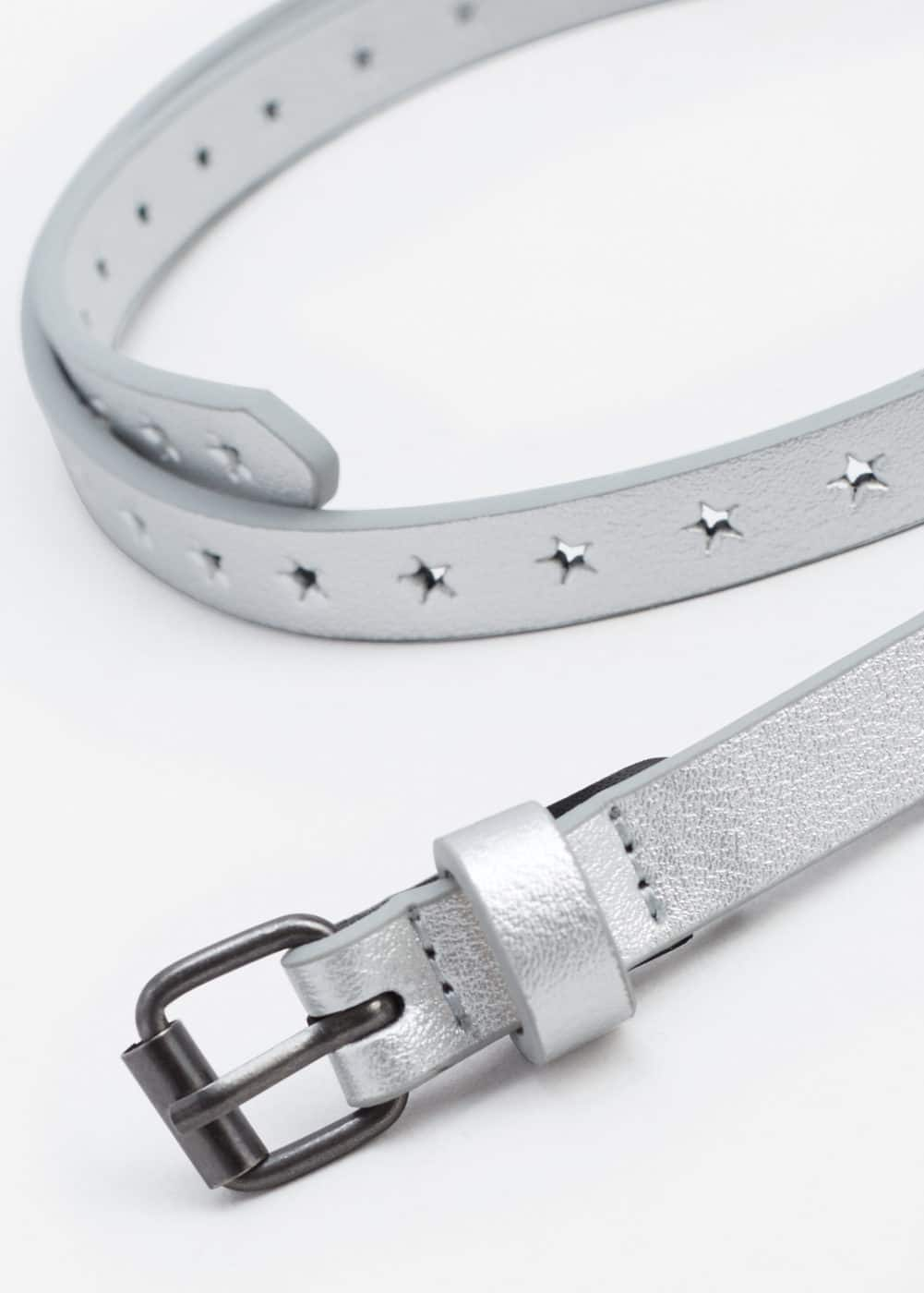Star skinny belt | MANGO KIDS
