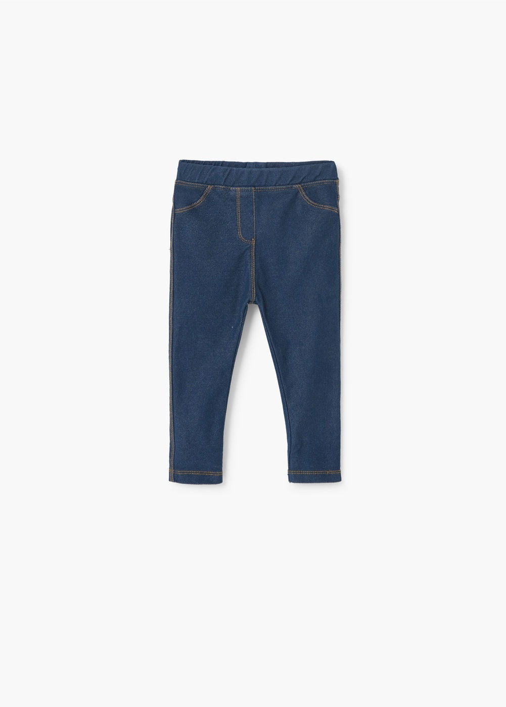 Baumwoll-jeggings | MANGO KIDS