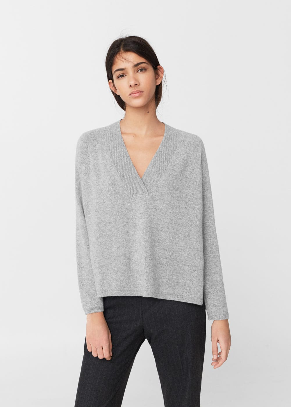 100% cashmere sweater | MANGO