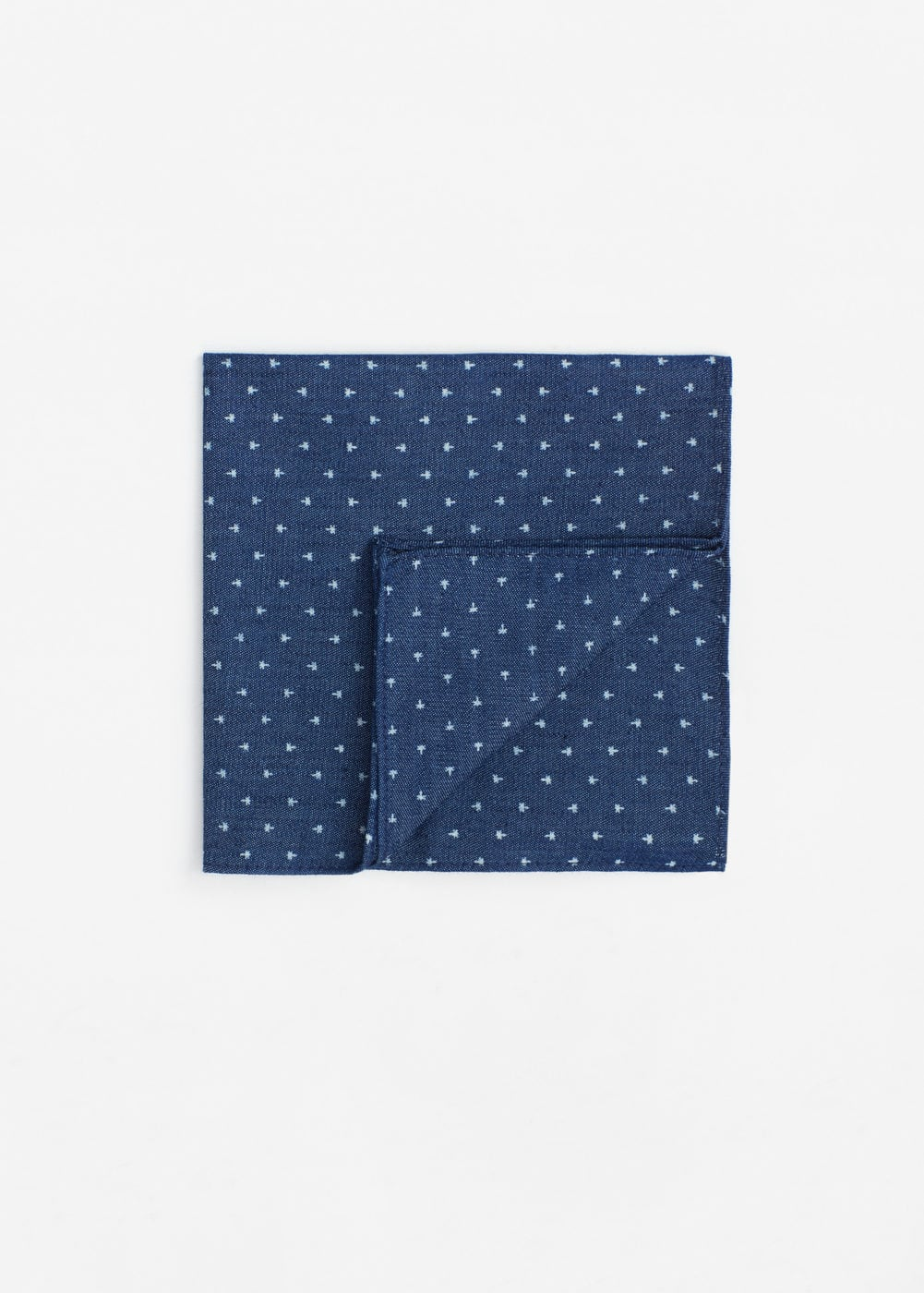 Printed pocket square | MANGO MAN