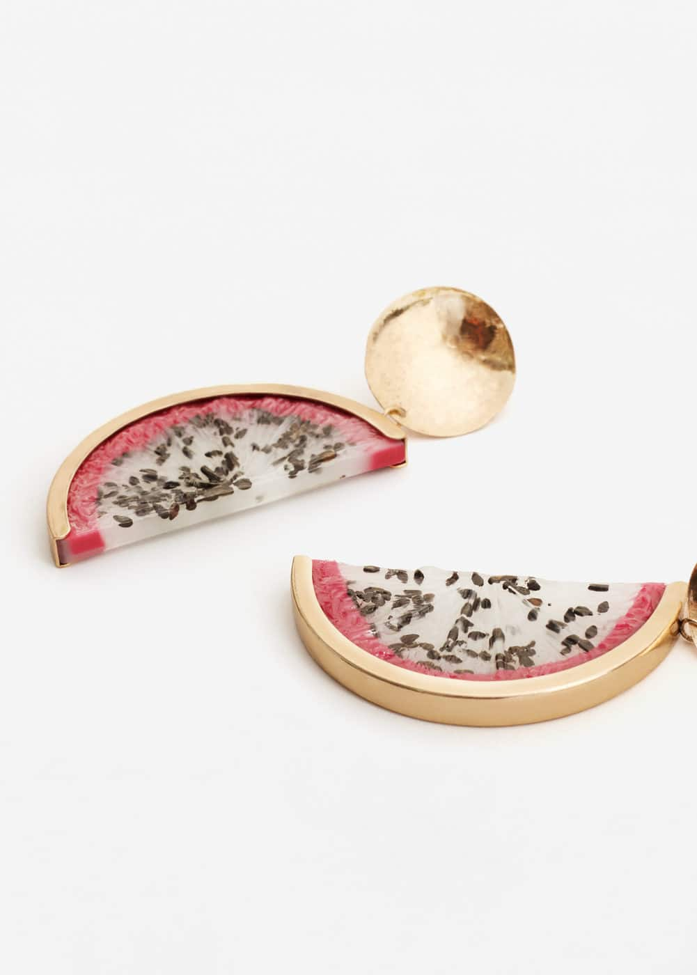 Fruit earrings | MANGO
