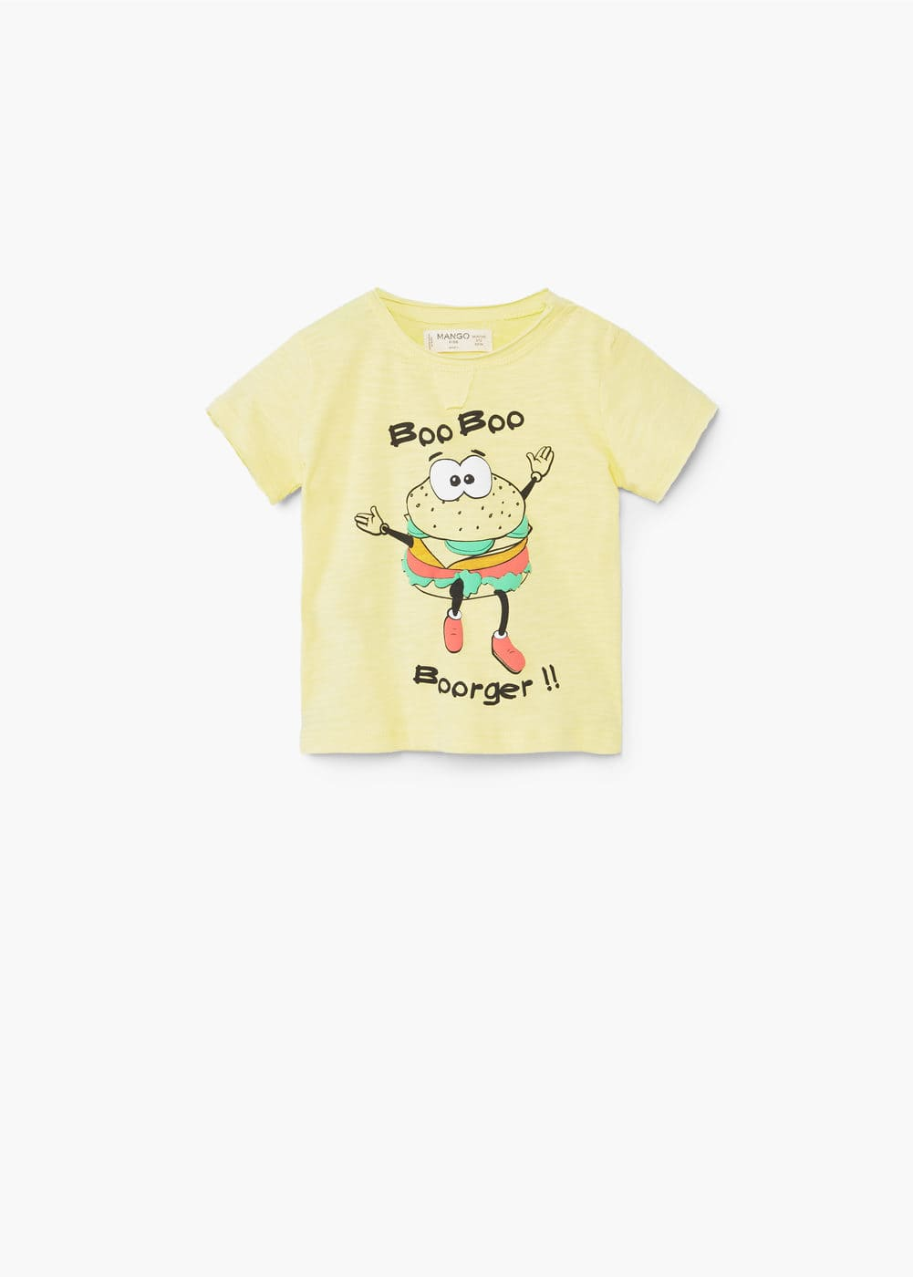 Camiseta diseño relieve | MANGO KIDS