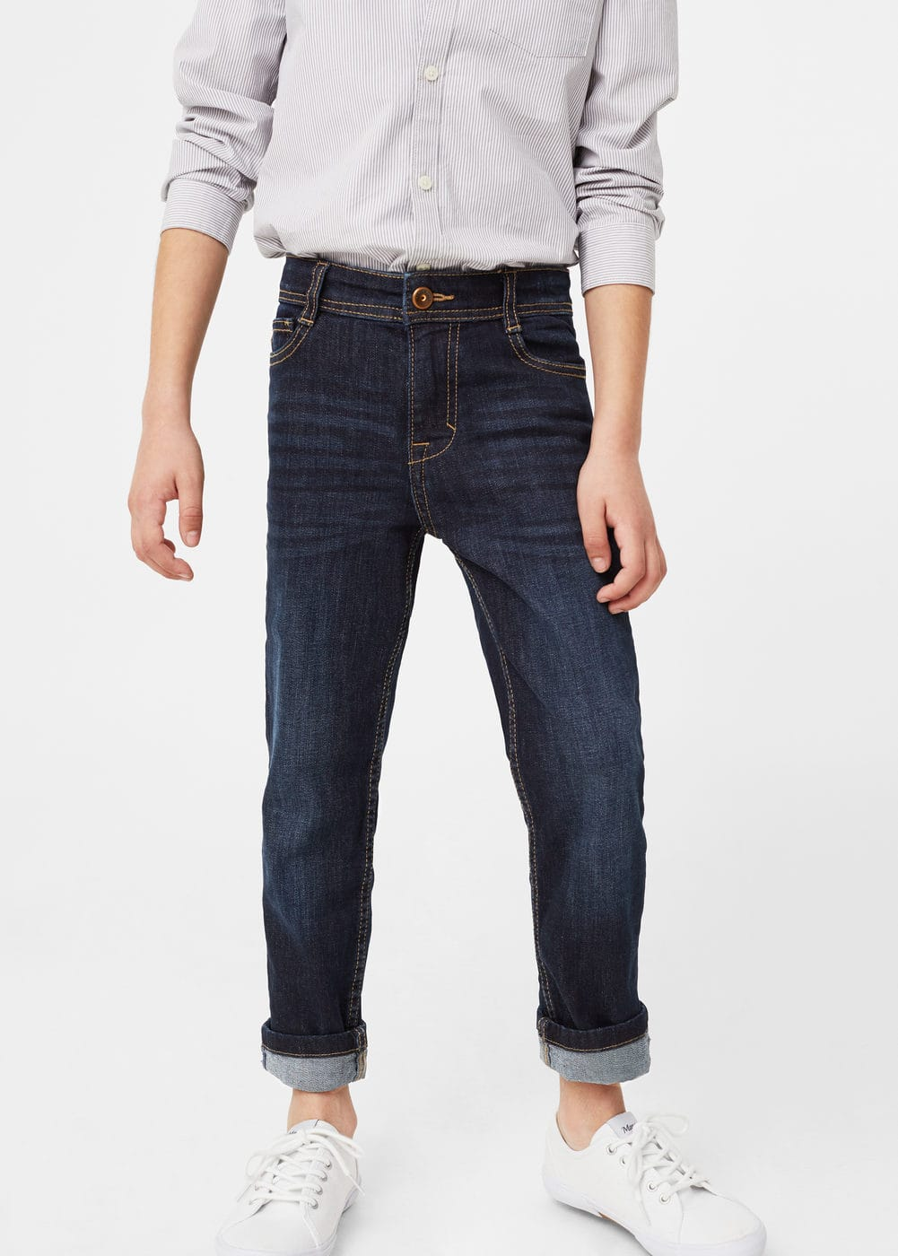 Regular-fit jeans | MANGO KIDS