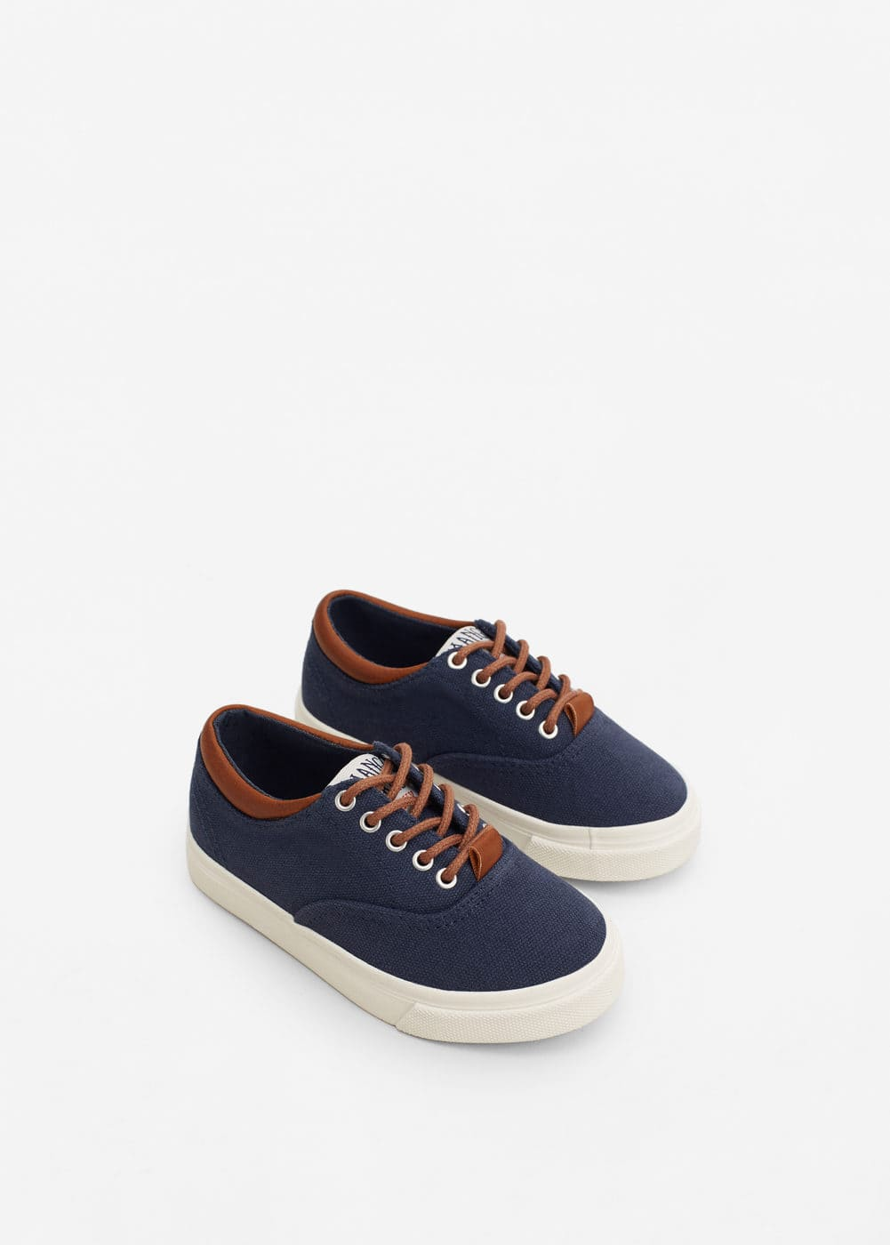 Canvas sneakers | MANGO KIDS
