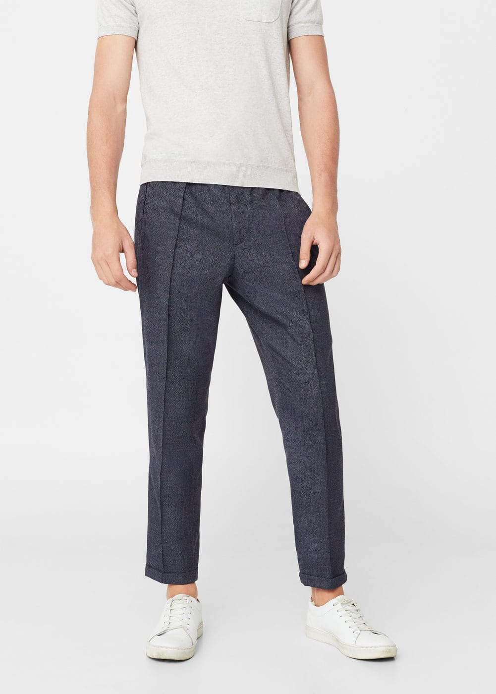 Jogging suit trousers | MANGO