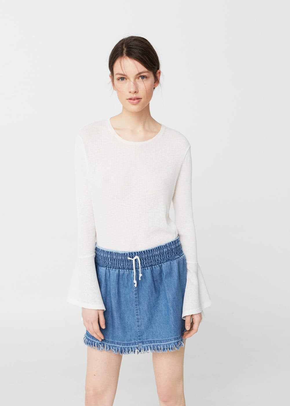 Denim skirt | MANGO