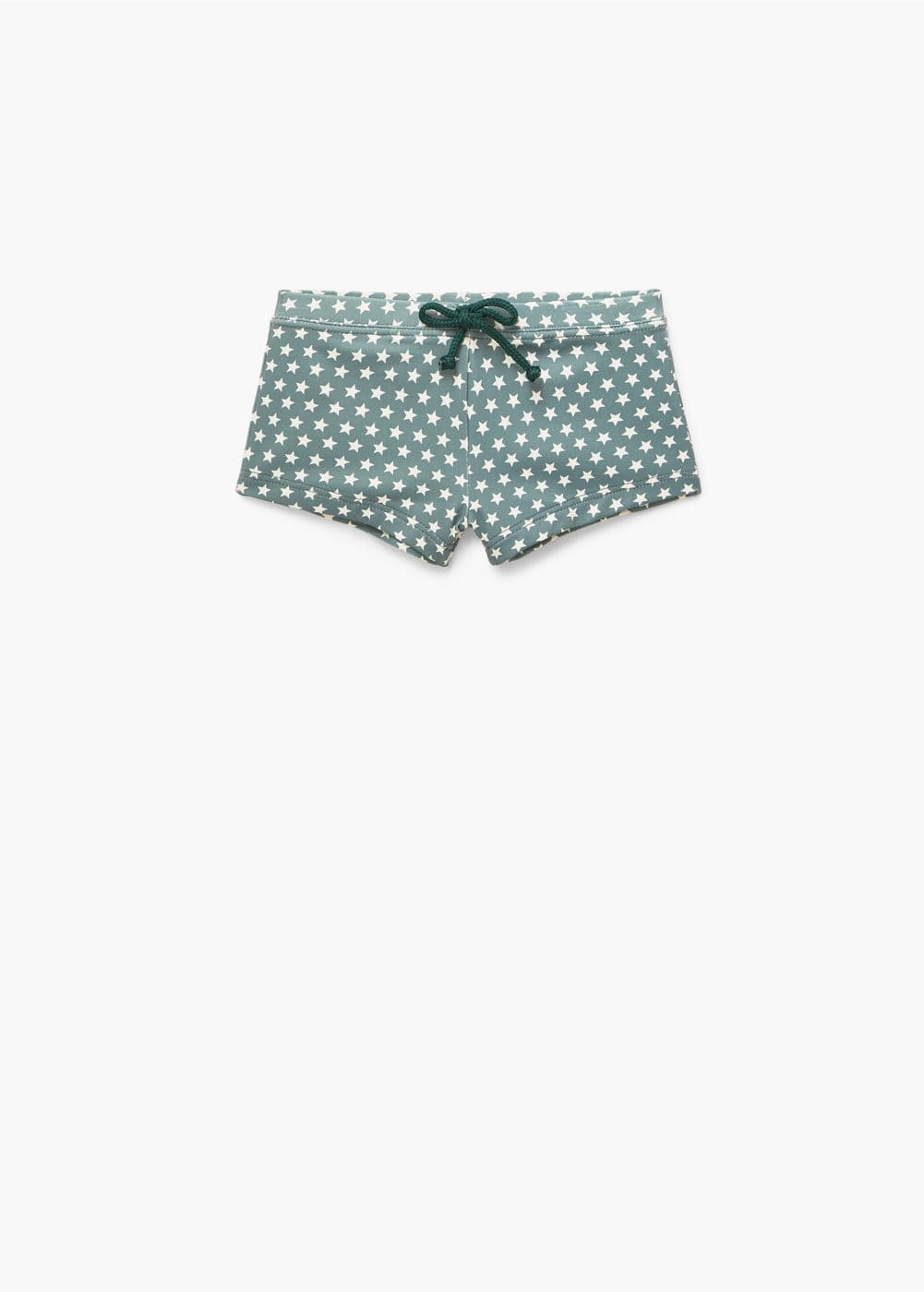 Star print swimsuit | MANGO