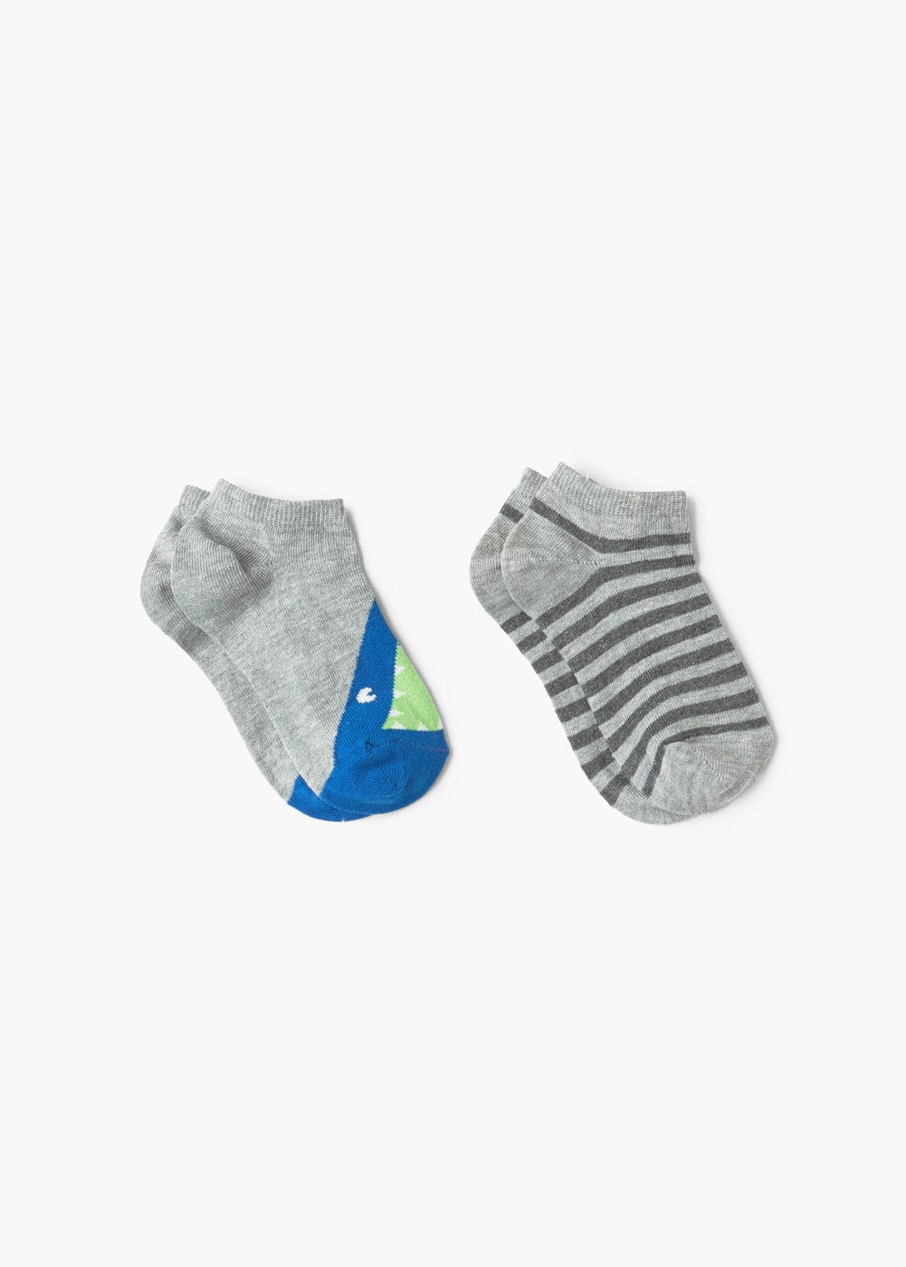 Pack 2 calcetines estampados | MANGO KIDS
