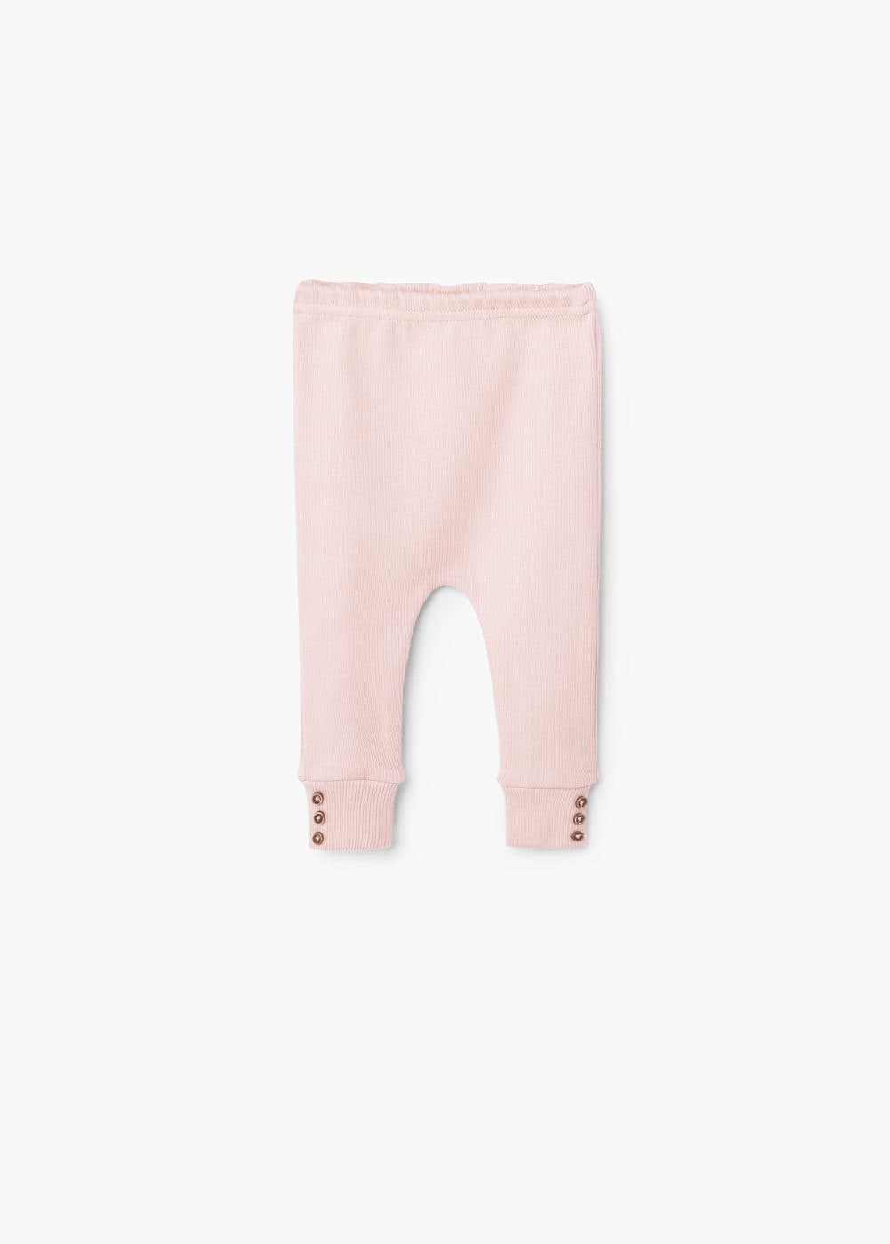 Ribbed leggings | MANGO KIDS
