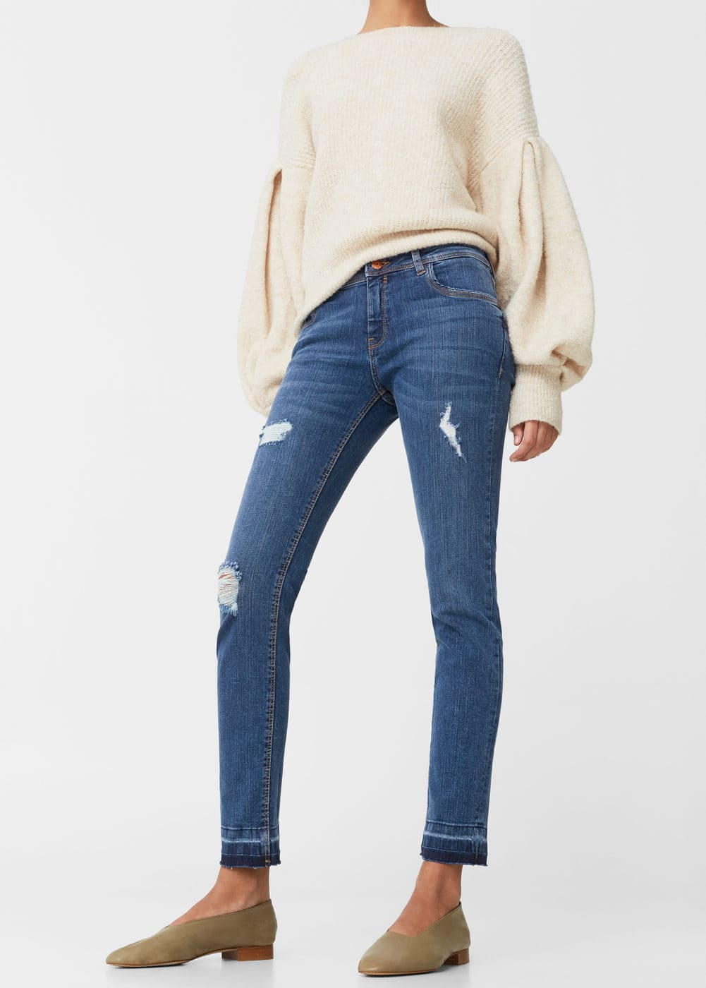 Jeans low waist mery | MNG