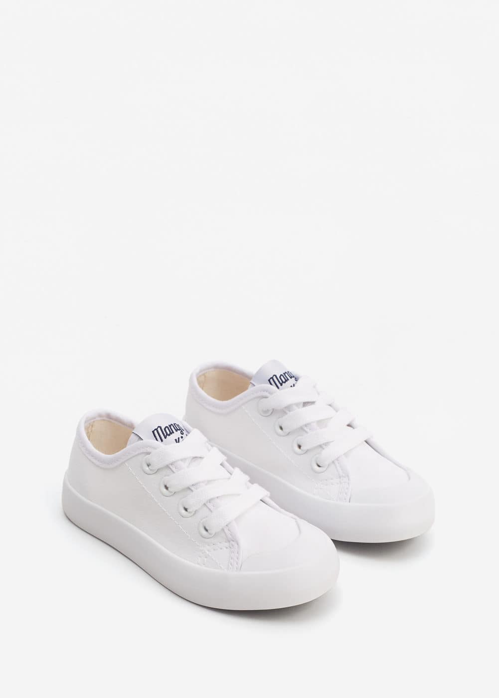 Sneakers aus canvas | MANGO KIDS