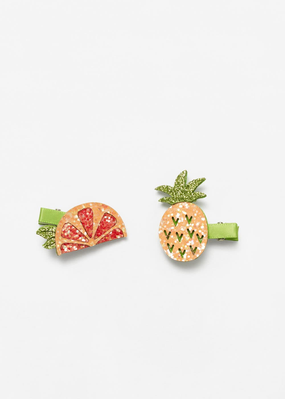 Fruit hairclip pack | MANGO