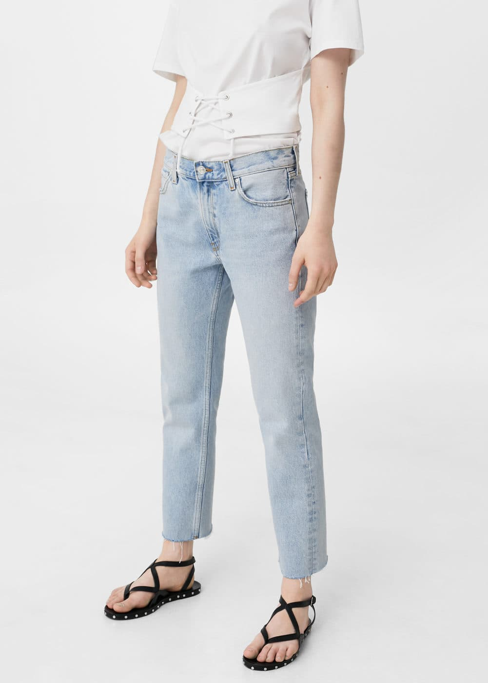 Sayana straight jeans | MNG
