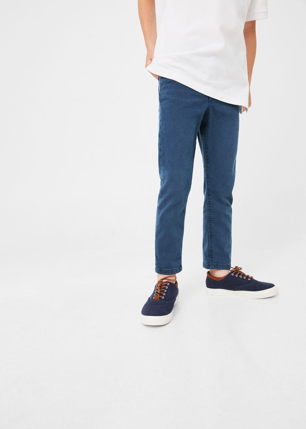 Jeans slim-fit  | MANGO
