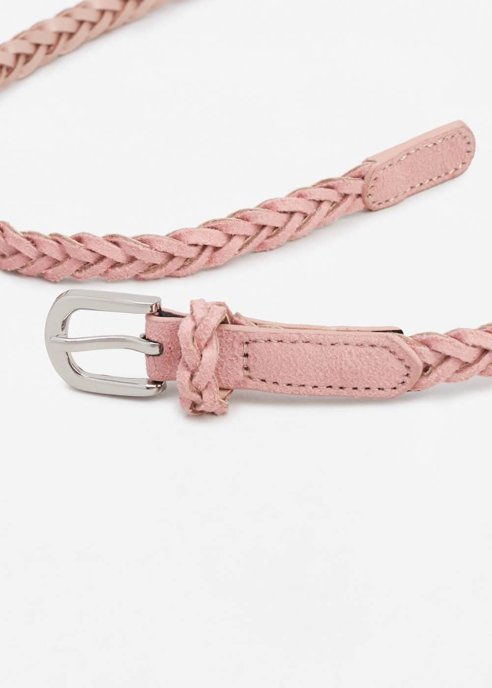 Braided belt | MANGO KIDS