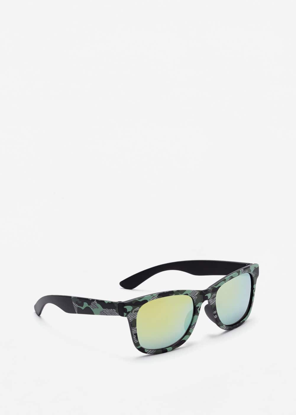 Mirrored lenses sunglasses | MANGO KIDS