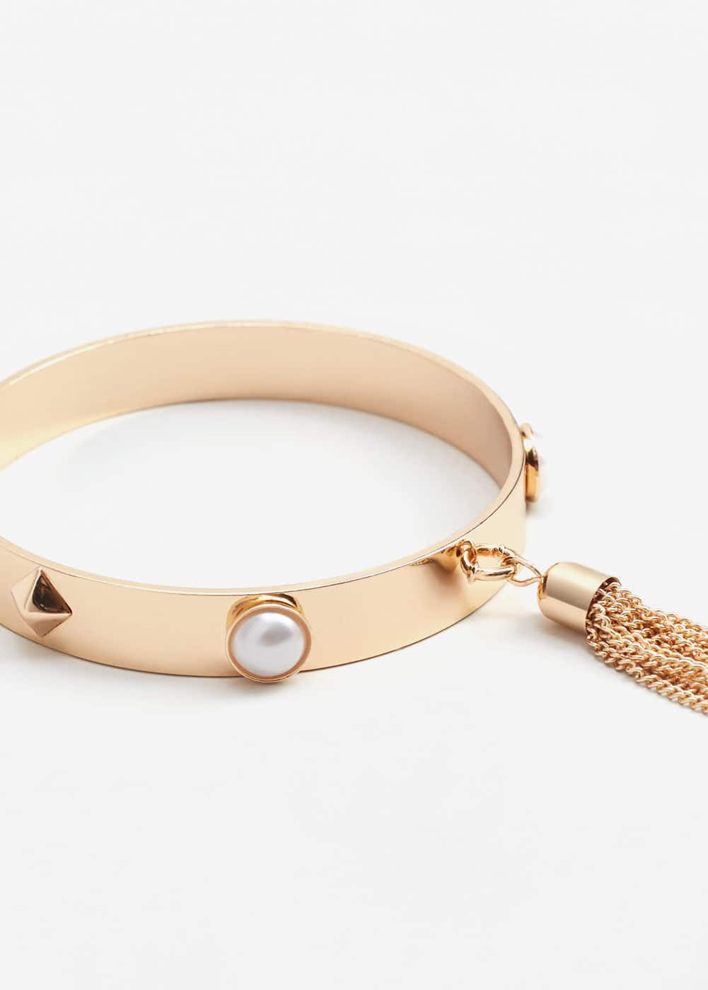 Spike bangle | MANGO