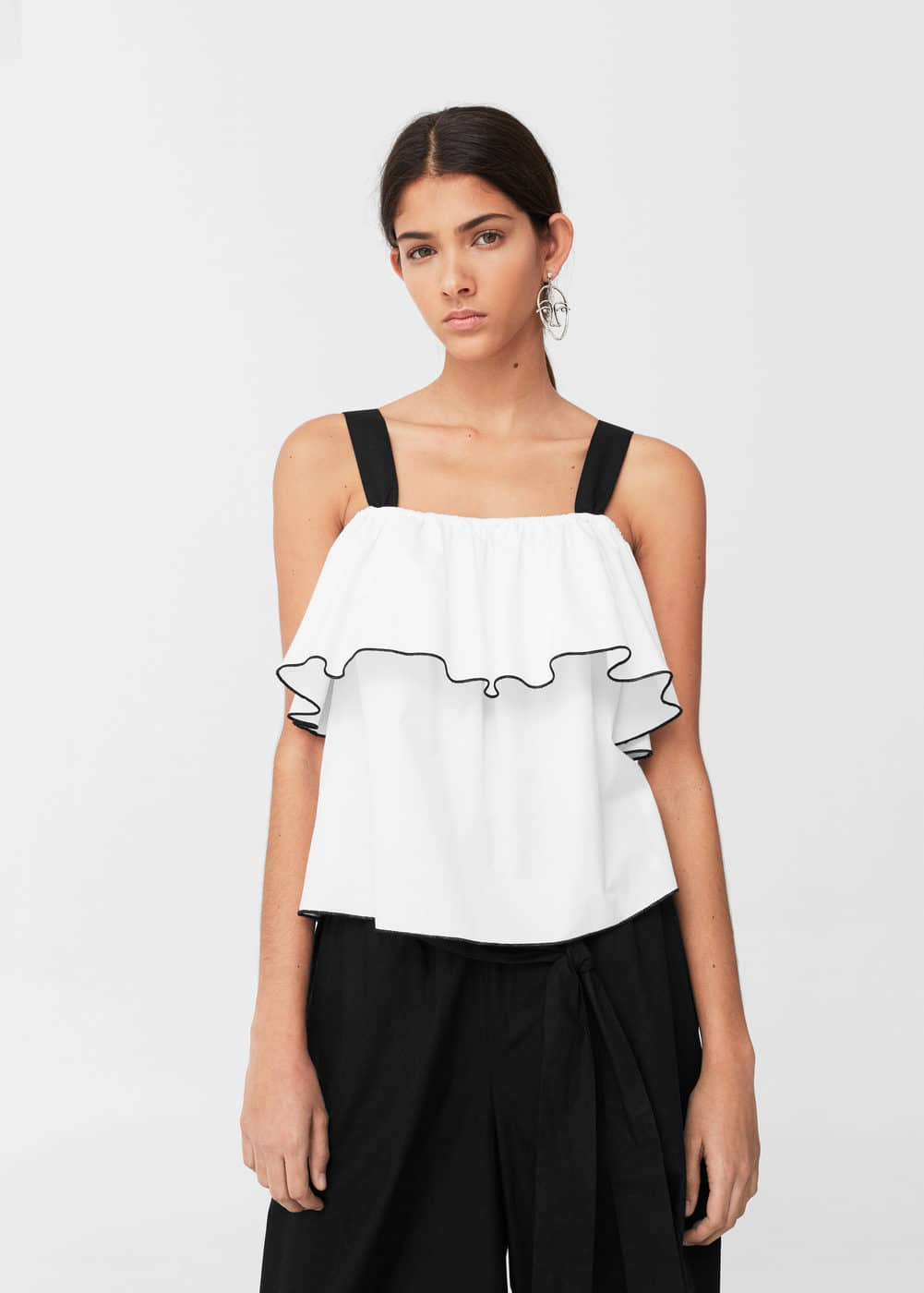 Top tirants volants | MANGO