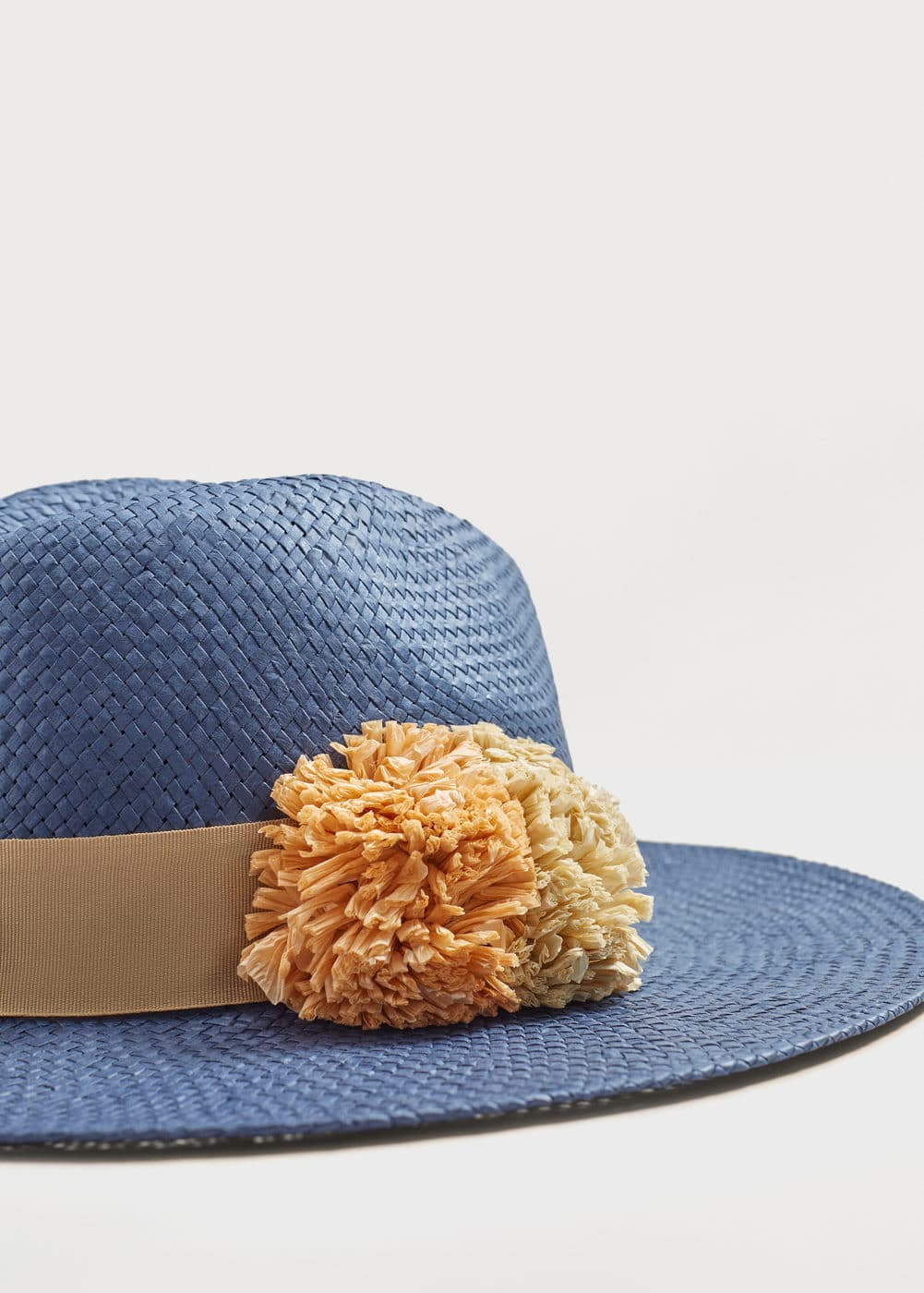 Straw hat | VIOLETA BY MNG