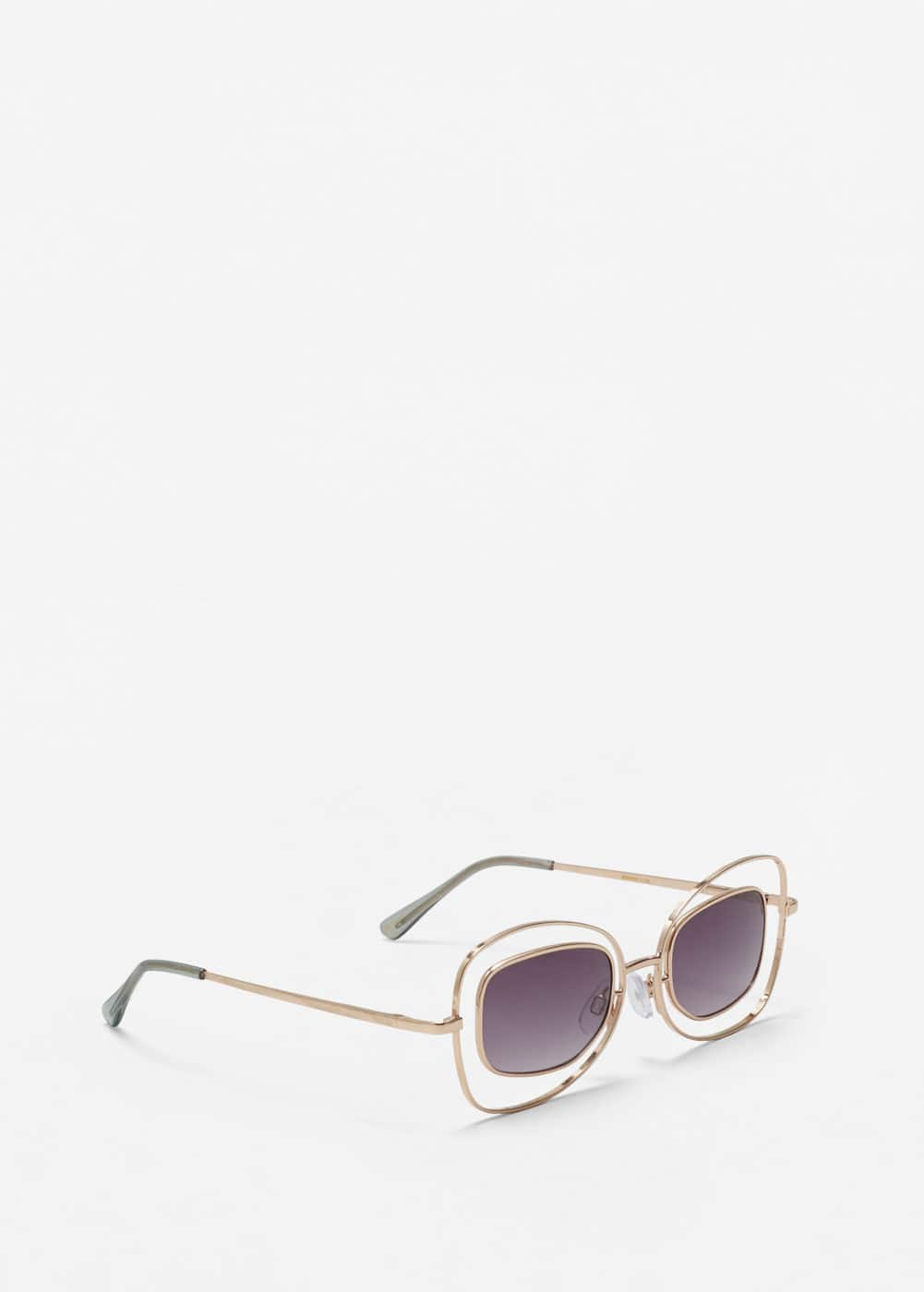 Double frame sunglasses | MNG
