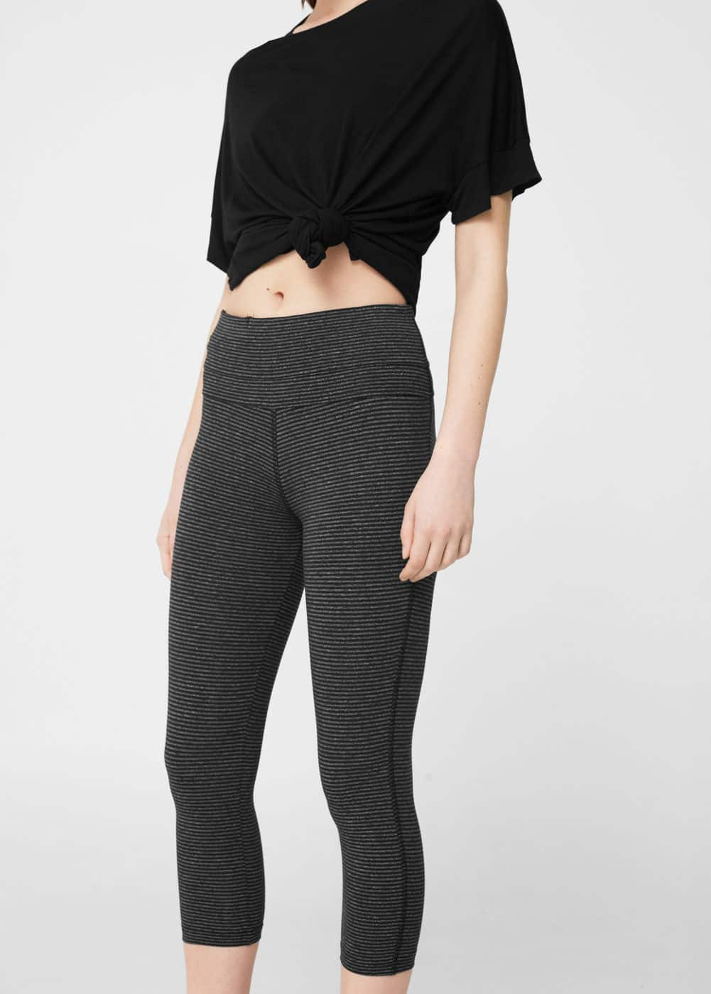 Leggings soft ioga | MANGO