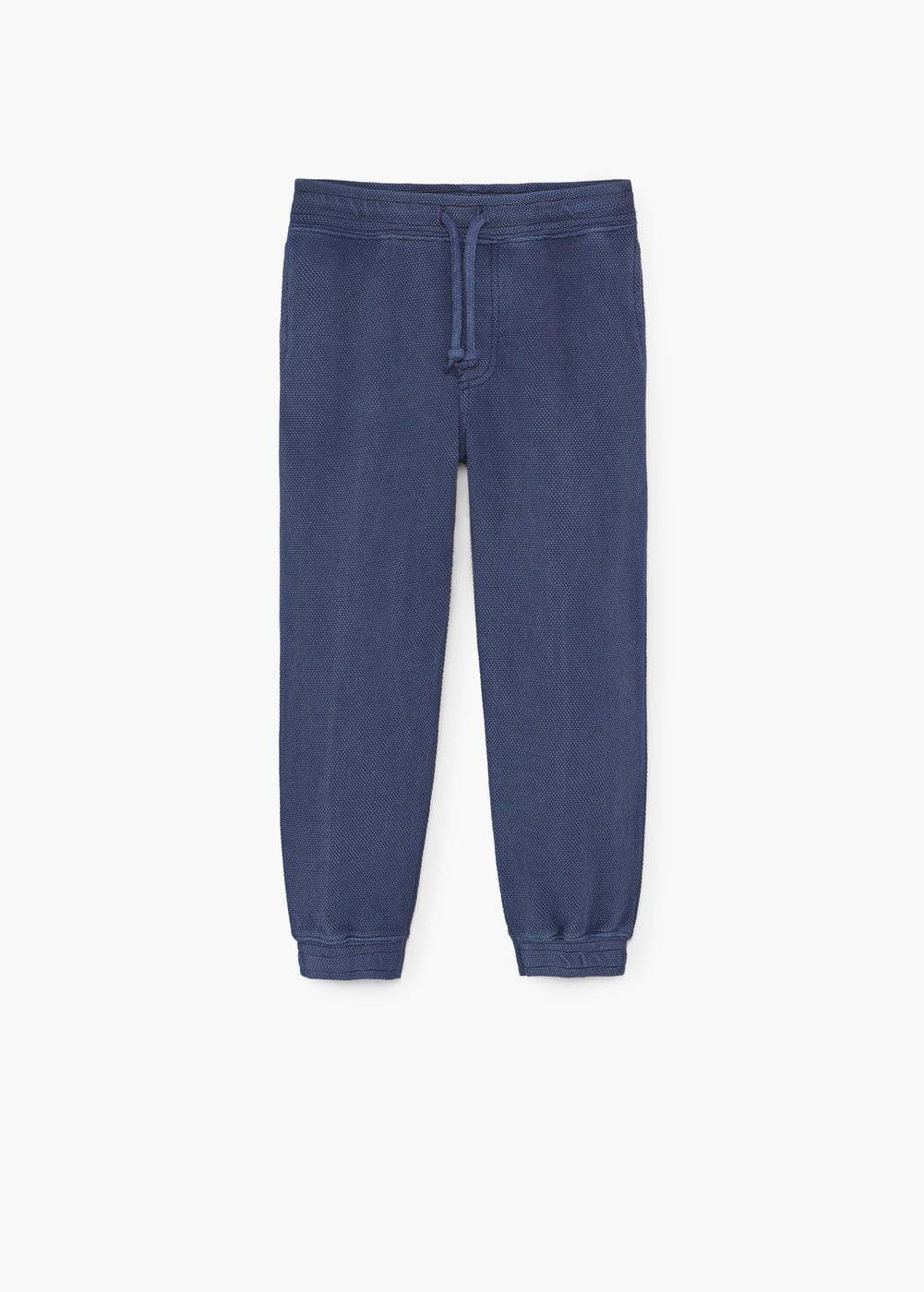 Cotton jogging trousers | MANGO KIDS