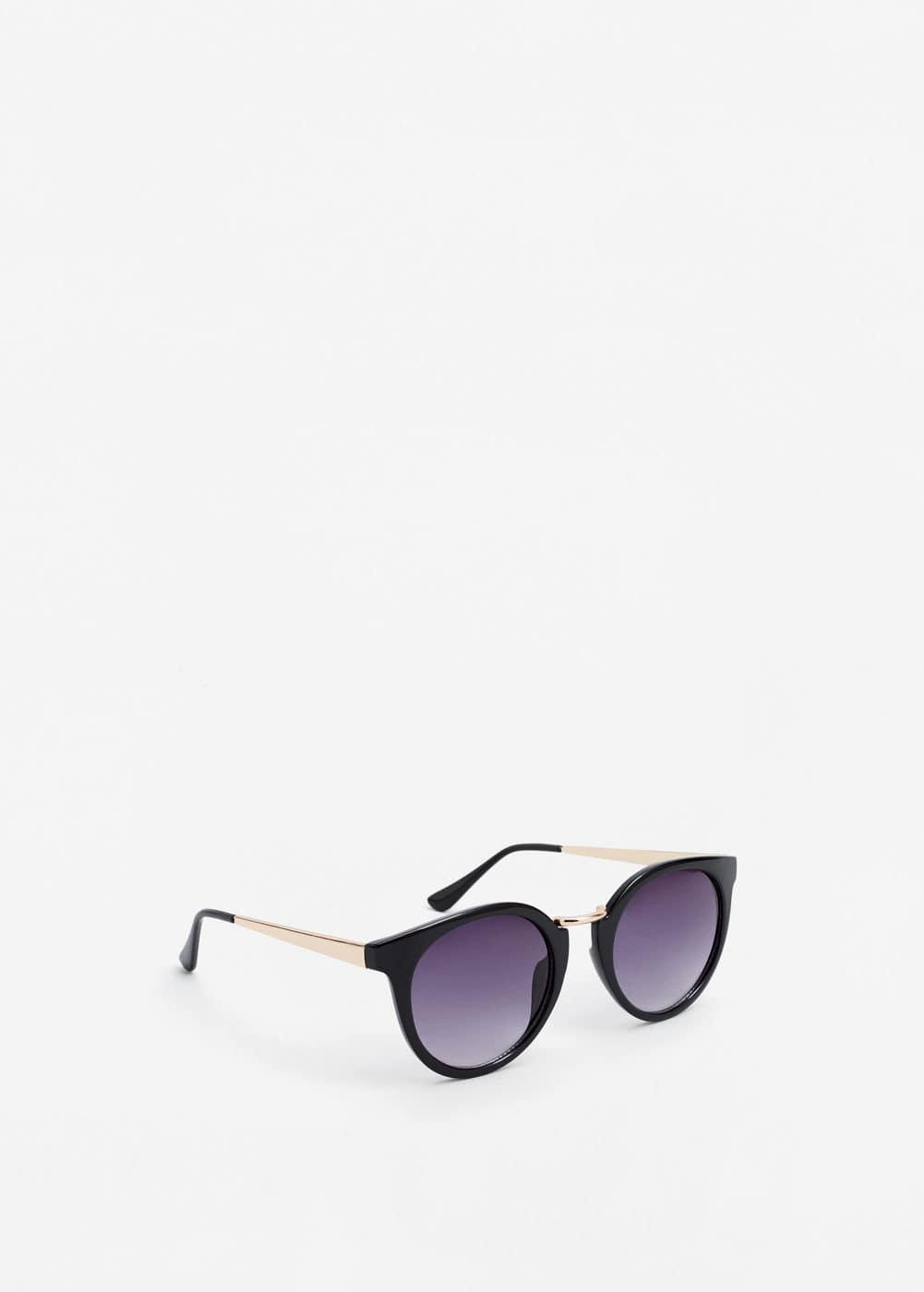 Contrast arm sunglasses | MNG