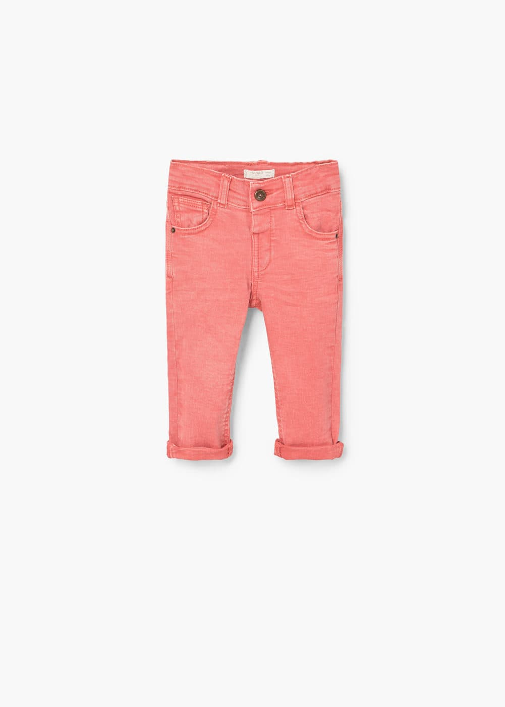 Jeans slim-fit  | MANGO KIDS