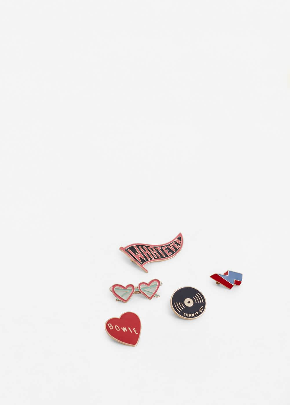 Set broches | MANGO