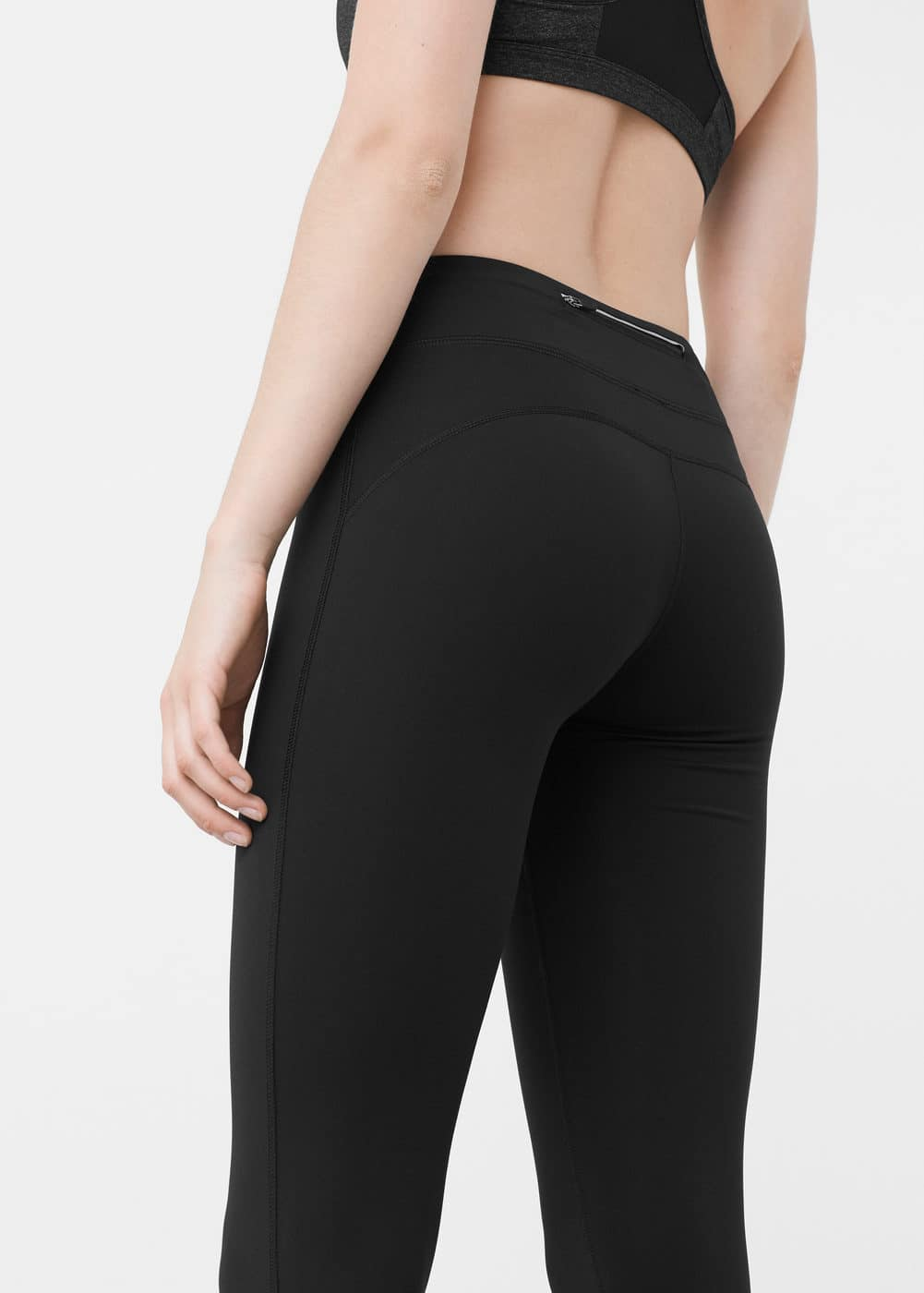 Leggings efecto reductor | MNG