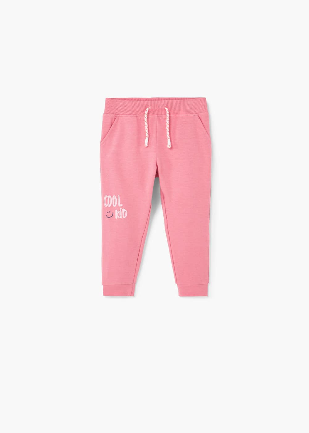 Cartoon jogging trousers | MANGO