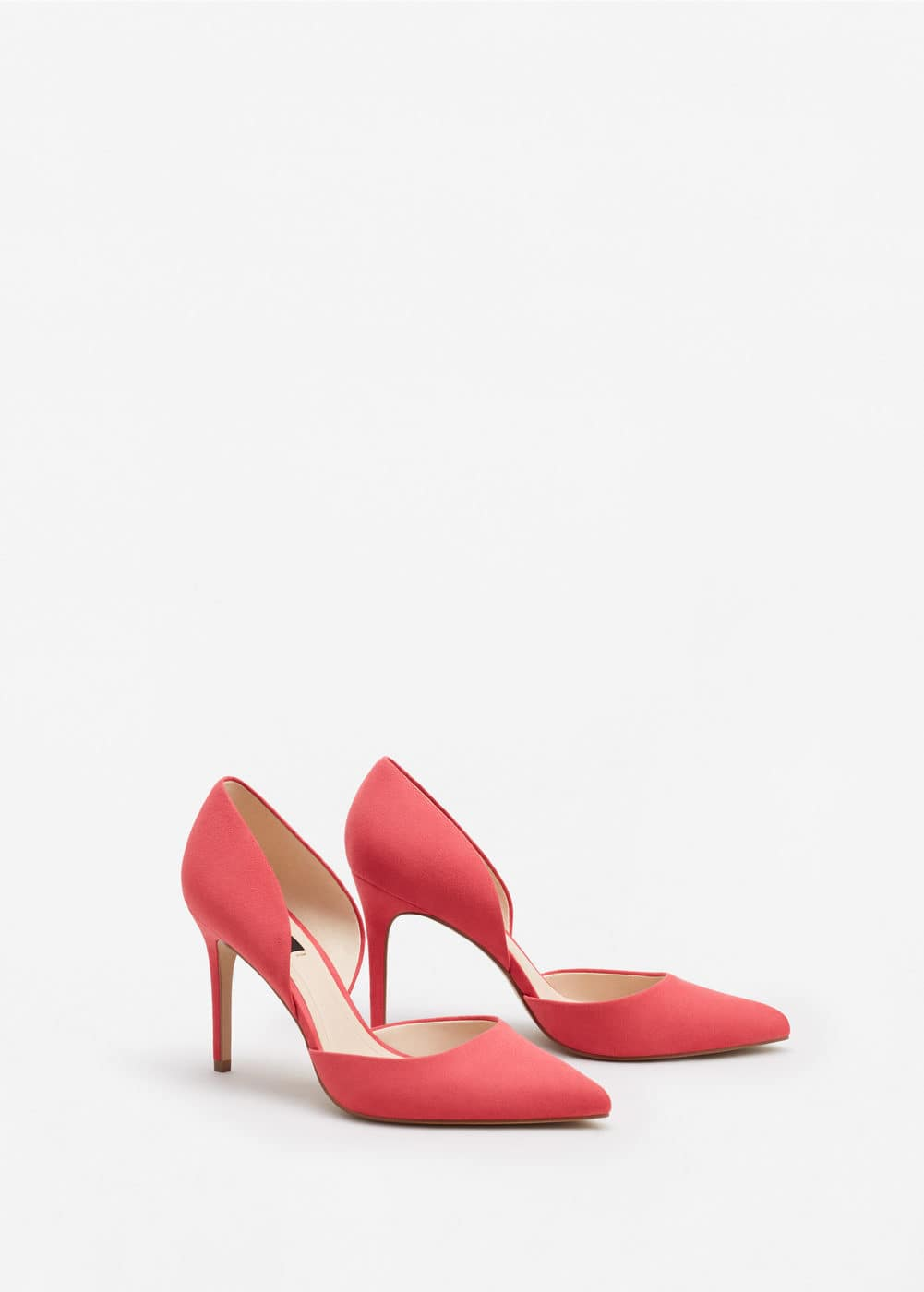 Pointed toe pumps | MNG