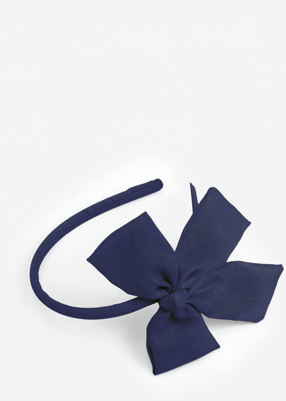 Bow hairband | MANGO