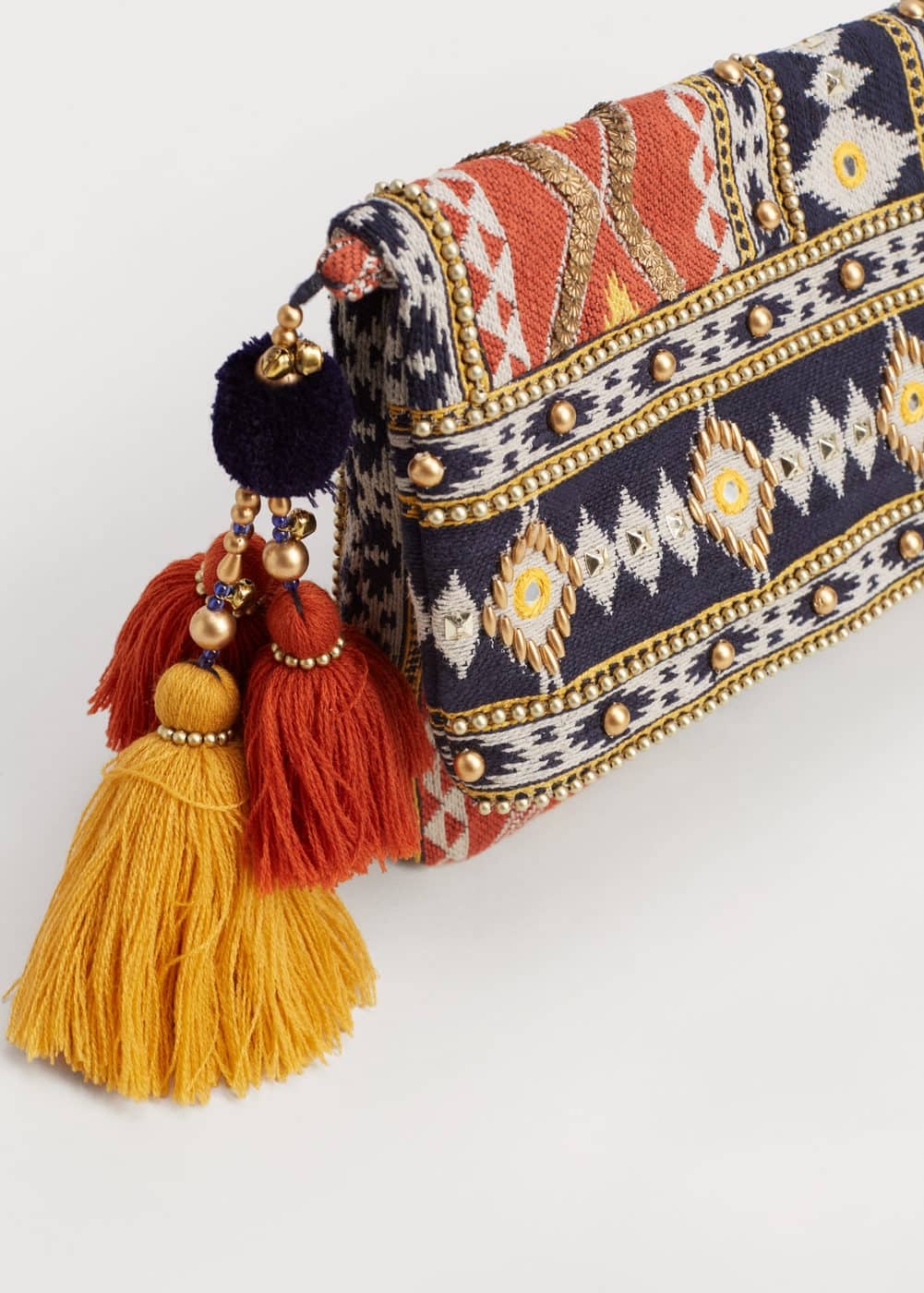Ethnic clutch | VIOLETA BY MANGO