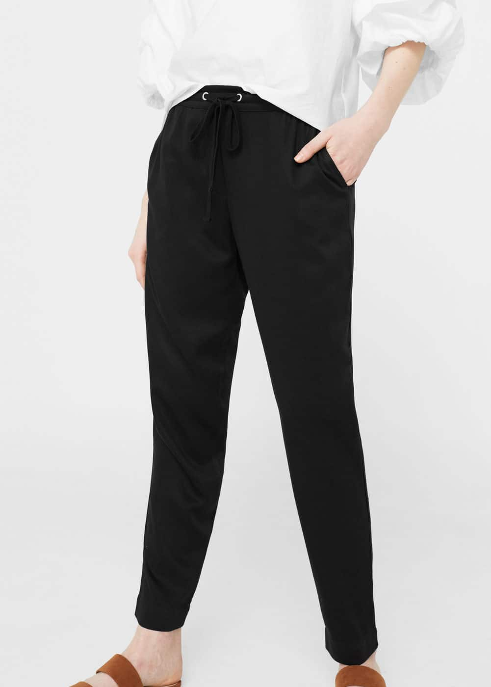 Flowy trousers | MNG