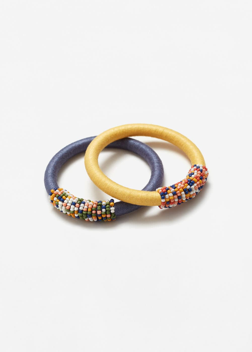 Boncuklu bangle bilezik | MANGO