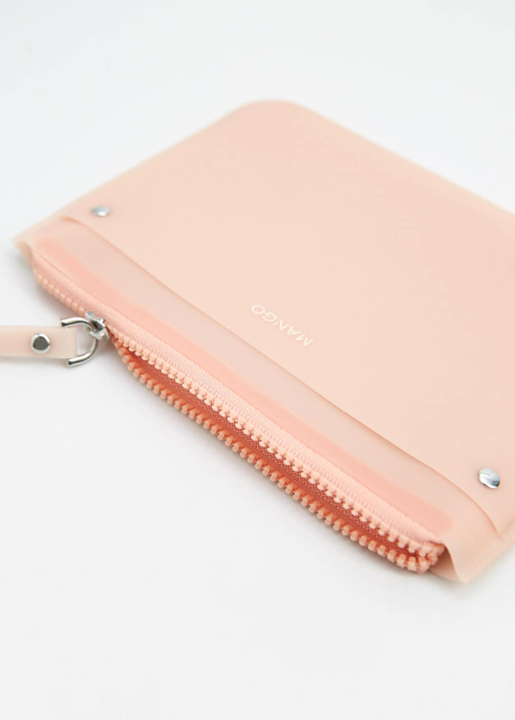 Zip purse | MANGO