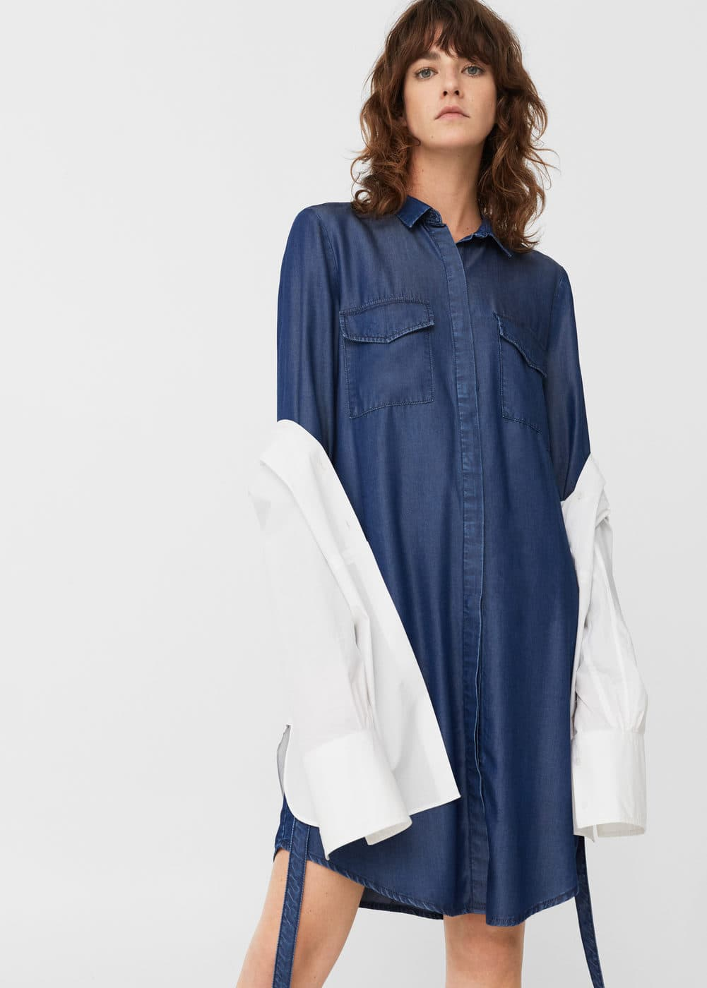 Robe denim | MANGO