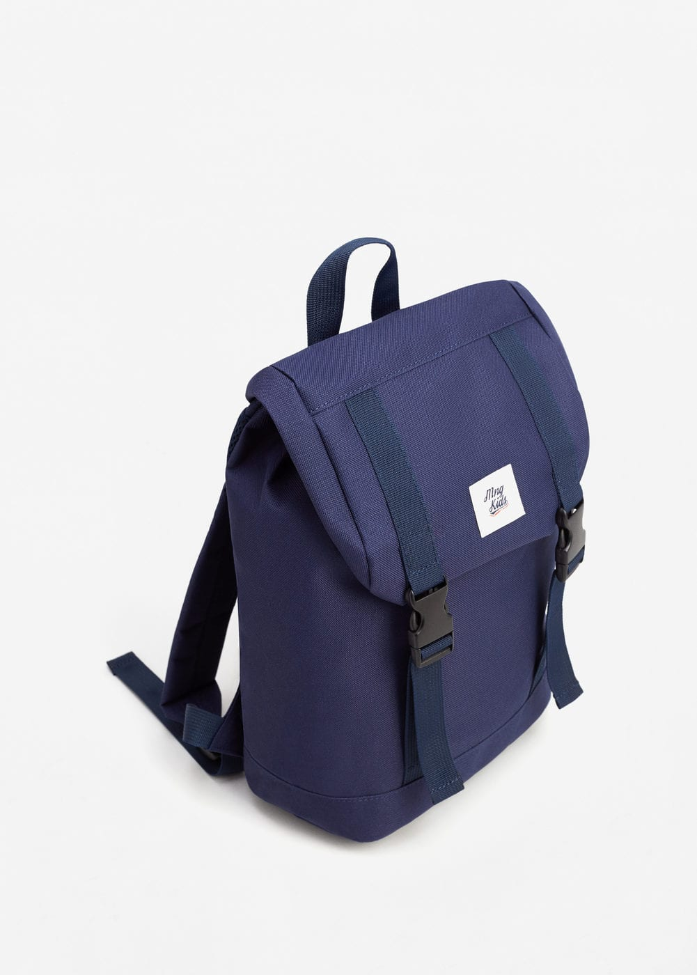 Front lapel backpack | MANGO KIDS