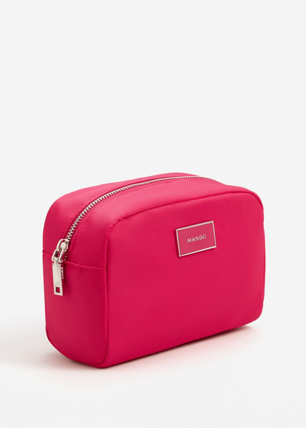 Zipped cosmetic bag | MANGO