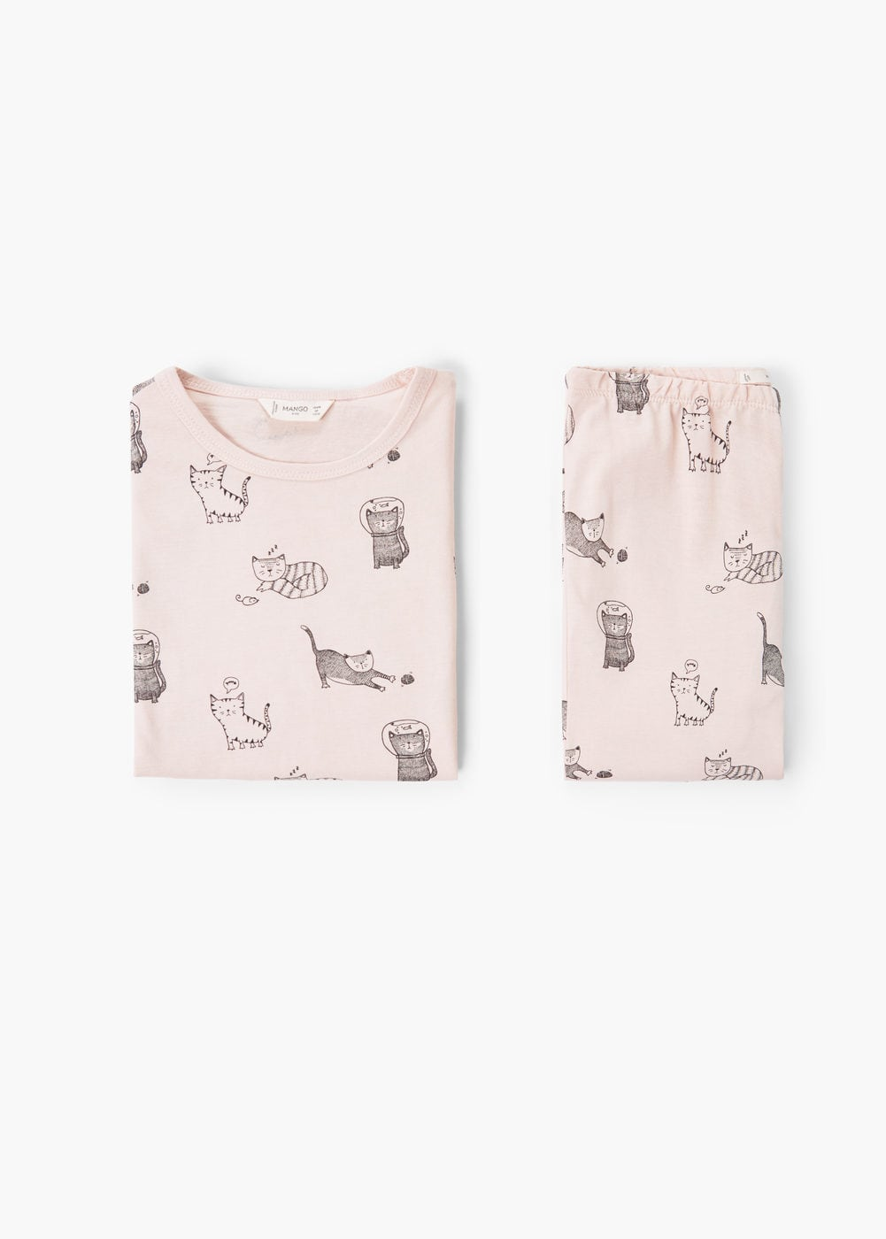 Printed pyjamas | MANGO KIDS