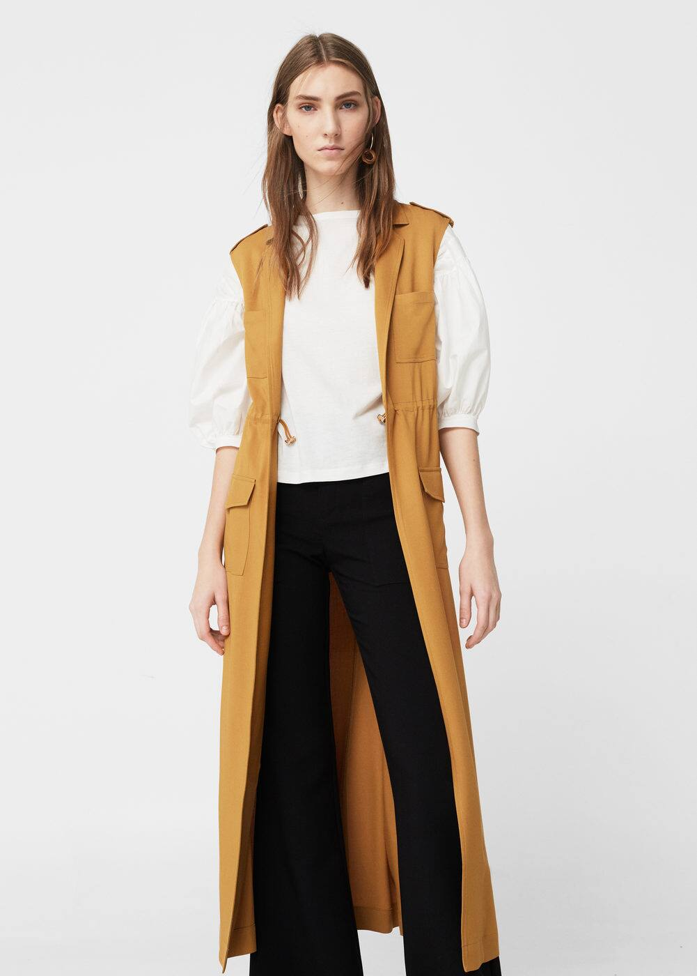 Pockets gilet | MNG